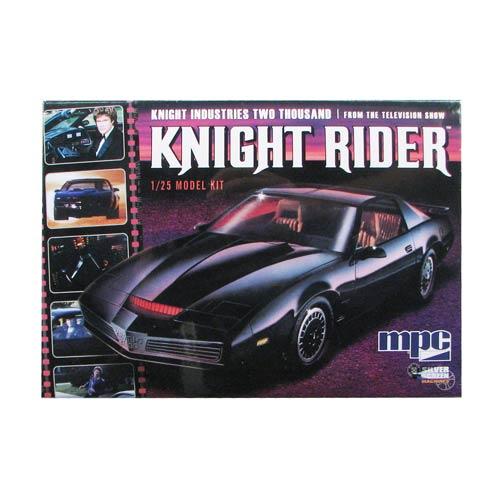 knight rider kitt 1982 pontiac firebird 1 25 model kit. Black Bedroom Furniture Sets. Home Design Ideas