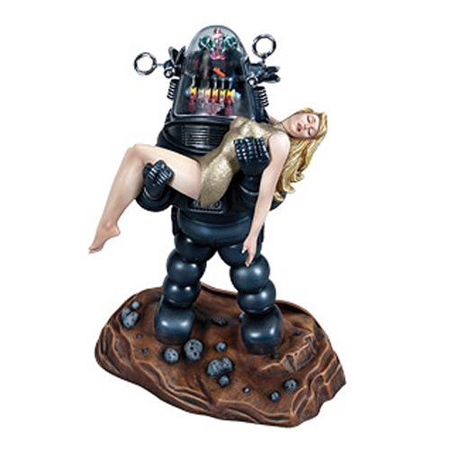 Forbidden Planet Robby the Robot Poster Edition Model Kit