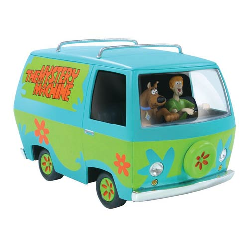 Scooby-Doo Mystery Machine 1:25 Scale Snap-Fit Model Kit