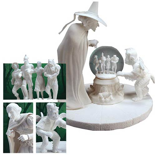 Wizard of Oz Wicked Witch 1:8 Scale Resin Model Kit