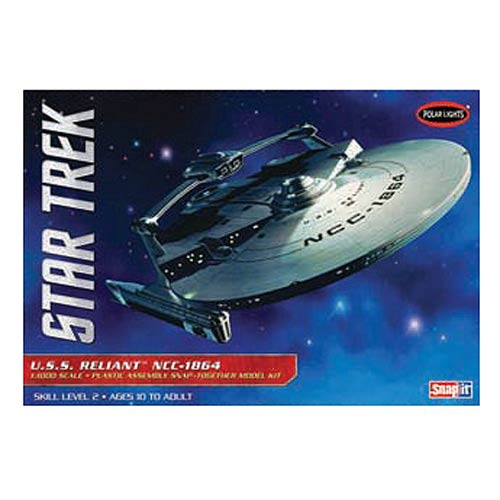 Star Trek U.S.S. Reliant NCC-1864 1:1000 Model Kit