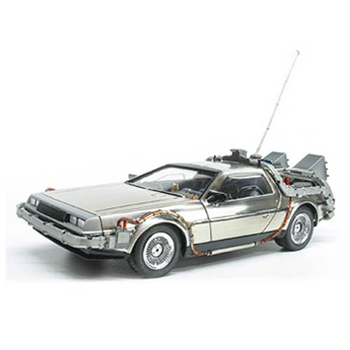 Back to the Future DeLorean 1:25 Scale Snap-Fit Model Kit