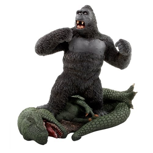 King Kong Pre-Painted Resin Model Kit