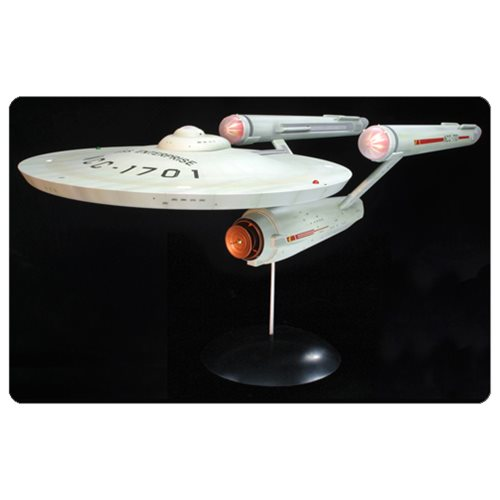 Star Trek Original Series NCC-1701 1:350 Scale Model Kit