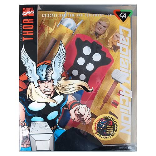 Captain Action Thor Deluxe Costume Accessory Pack