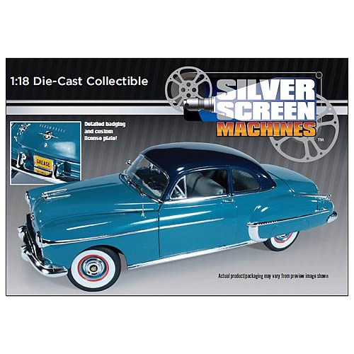Grease 1950 Oldsmobile Rocket 88 Die-Cast Vehicle