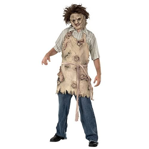 Deluxe Leatherface Latex Apron