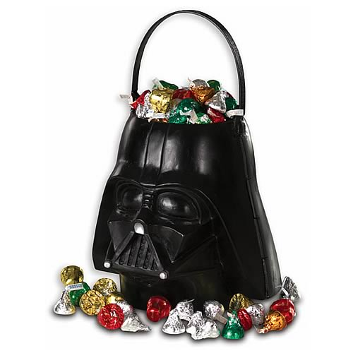 Star Wars Darth Vader Trick or Treat Pail