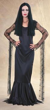 Addams Family Morticia Costume