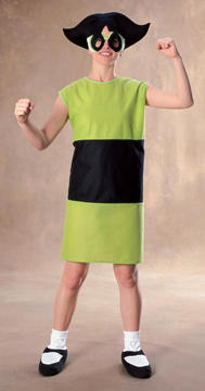 Buttercup (Powerpuff) Costume