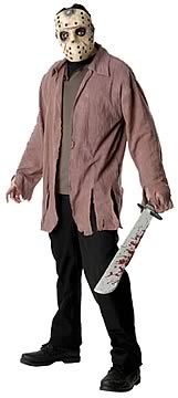 Jason Voorhees Adult Costume