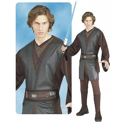 Anakin Skywalker Episode III Costume