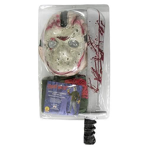 Jason Voorhees Adult Blister Kit