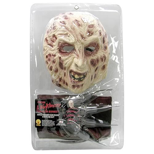 Freddy Krueger Adult Blister Kit