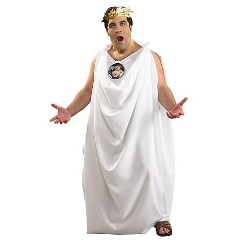 Animal House Plus Size Toga