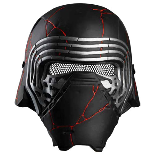 Star Wars: The Rise of Skywalker Kylo Adult Half Mask