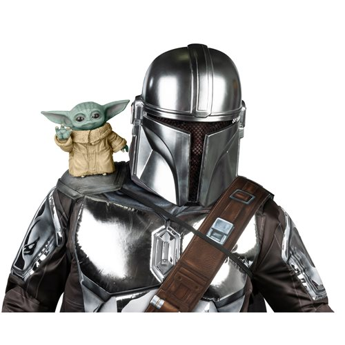 Star Wars: The Mandalorian The Child Shoulder Sitter