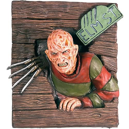 Nightmare on Elm Street Freddy Krueger Wallbreaker