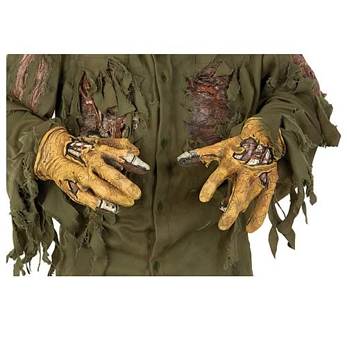 Deluxe Adult Jason Latex Hands
