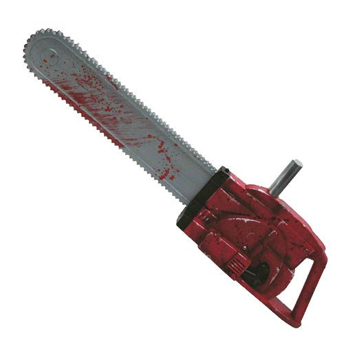 Texas Chainsaw Massacre Leatherface Chainsaw with Sound