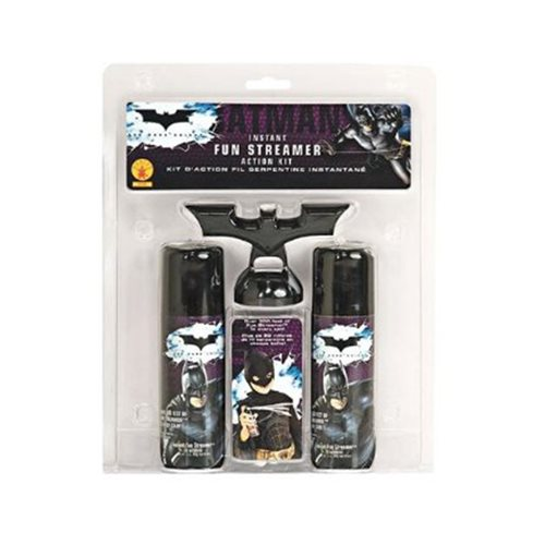 Batman Dark Knight Rises Fun Streamer with Clip Set