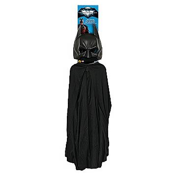 Batman Dark Knight Rises Adult Cape and Mask Set