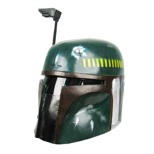 Star Wars Boba Fett Deluxe Adult Vinyl Mask