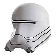 Star Wars Episode VII The Force Awakens Flametrooper 2 Piece Helmet
