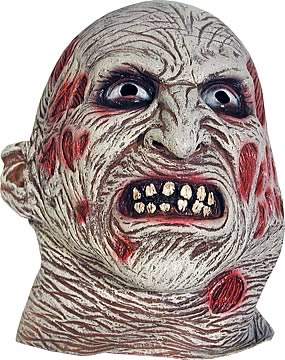 Freddy Krueger Deluxe Adult Mask