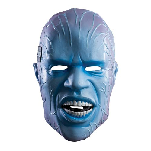 The Amazing Spider-Man 2 Electro Deluxe Adult Latex  Mask