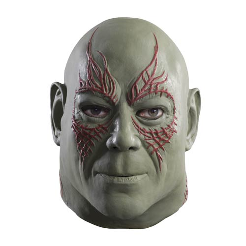 Guardians of the Galaxy Drax the Destroyer Adult Latex Mask