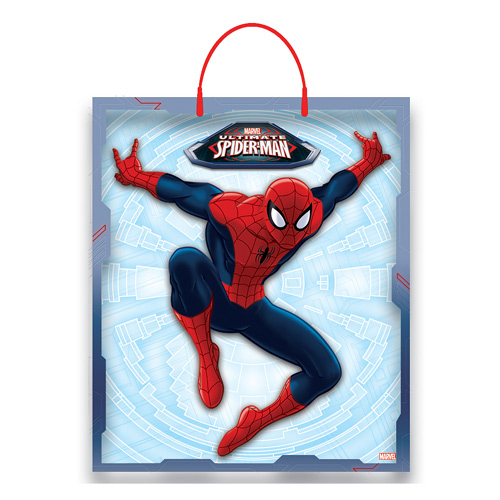 Ultimate Spider-Man Reusable Trick-or-Treat Bag
