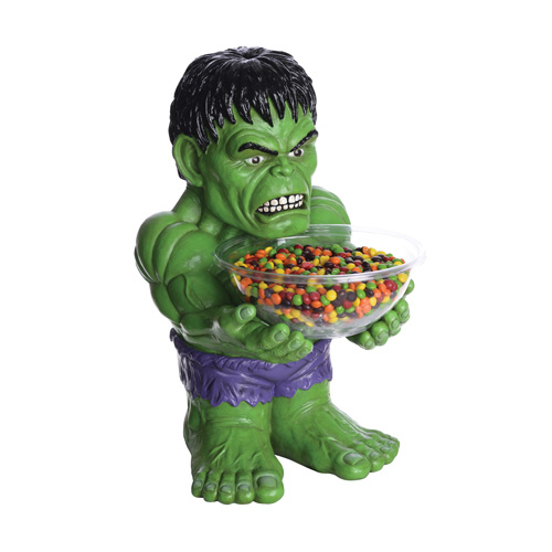 The Incredible Hulk Candy Bowl Holder