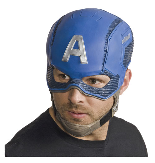 Avengers 2 Age of Ultron Captain America Molded Mask