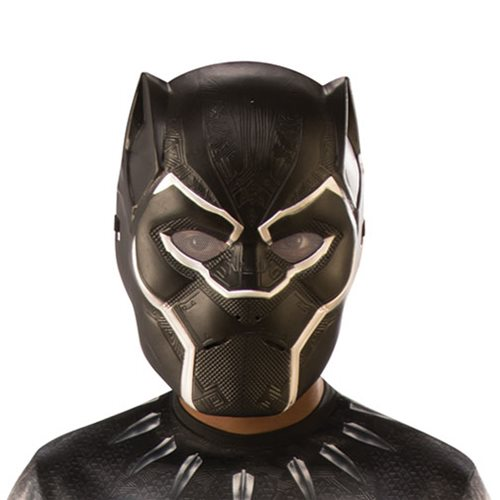 Black Panther 1/2 Mask