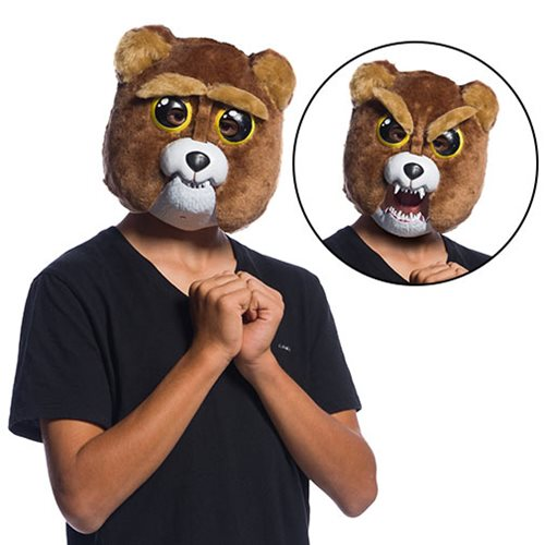 Feisty Pets Animated Sir-Growls-a-Lot Mask