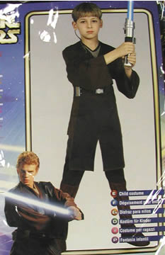 Anakin Skywalker Kids Costume