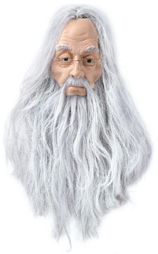 Albus Dumbledore Mask - Harry Potter
