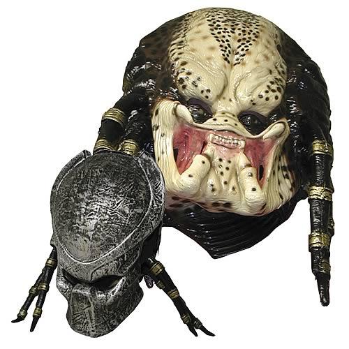 Aliens vs Predator Requiem Predator Deluxe Mask
