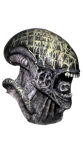 Alien Deluxe Mask