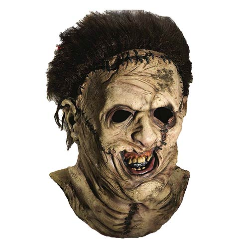 Texas Chainsaw Massacre Leatherface Overhead Latex Mask