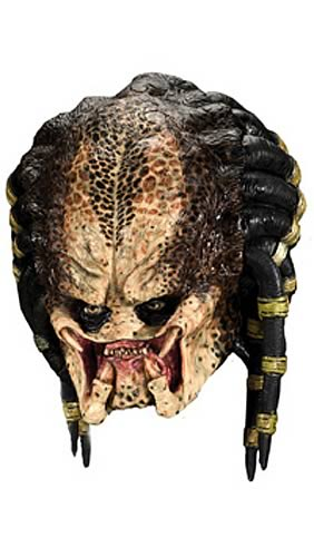 Predator 3/4 Vinyl Child Mask
