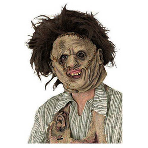 Texas Chainsaw Massacre Leatherface Foam Latex Mask