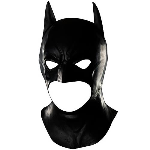 Batman Begins Deluxe Mask