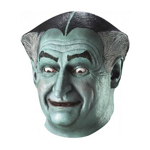 The Munsters Grandpa Overhead Latex Mask