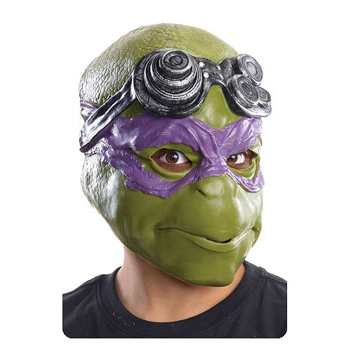 Teenage Mutant Ninja Turtles Movie Donatello Adult Mask