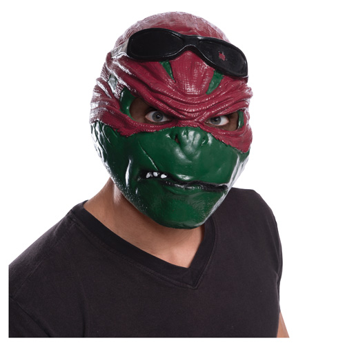 Teenage Mutant Ninja Turtles Movie Raphael Adult Mask