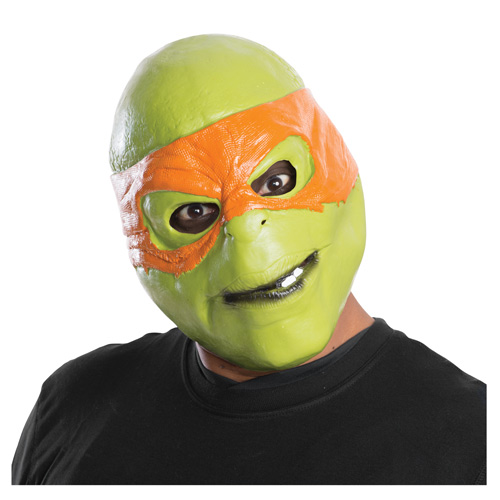 Teenage Mutant Ninja Turtles Movie Michelangelo Adult Mask