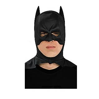 Batman Dark Knight Rises Adult Molded Mask