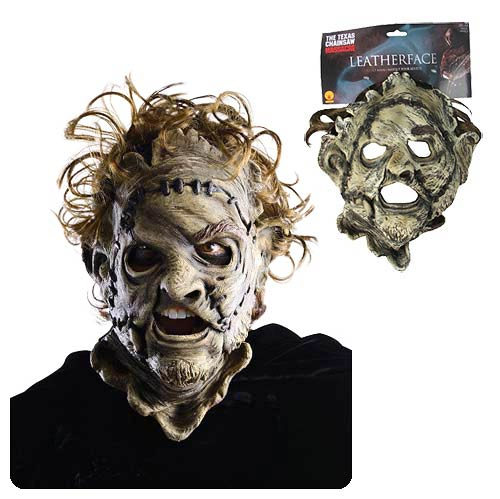 Texas Chainsaw Massacre Leatherface 3/4 Latex Mask
